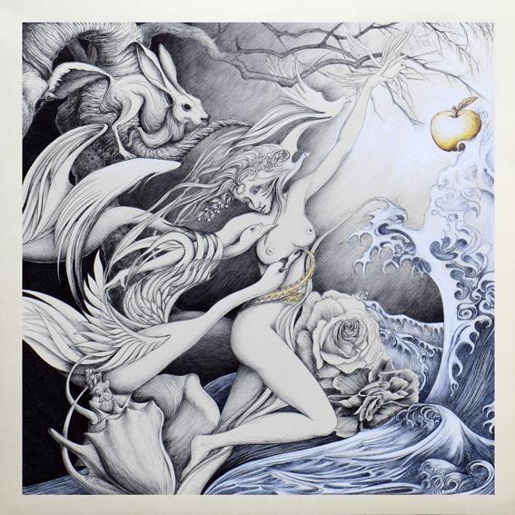 Aphrodite - 60x60cm -