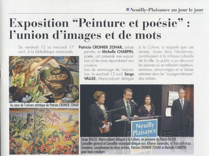 Neuilly-Plaisance Echos n166 mai 2013