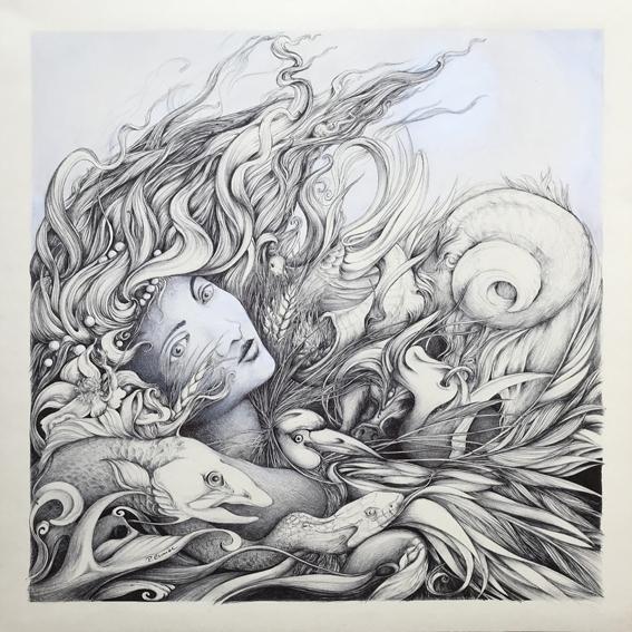 Déméter Mythologie grecque PatriciaCronierZohar